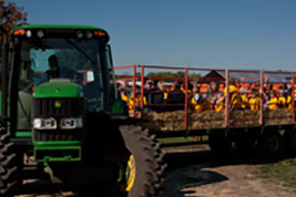 School groups and field trips at Didier Farms